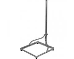 Alu- Balkonständer / 50x50cm, Rohr Ø50mm / J VarII