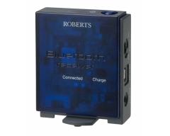 ROBERTS BluTune Sync (USB-Adapter), Bluetooth Adapter mit Batterie-Ladegerät