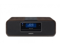ROBERTS BluTune 100, Holzoptik,  DAB+ / UKW RDS Radio und CD-Player, Bluetooth