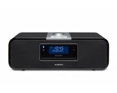 ROBERTS BluTune 200 schwarz, DAB/DAB+/FM/CD/USB/SD/Bluetooth Sound System