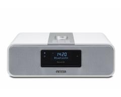 ROBERTS BluTune 200 weiß, DAB/DAB+/FM/CD/USB/SD/Bluetooth Sound System