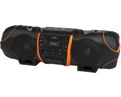 """CDR1000BT, Boombox """"Ghettoblaster"""" mit Radio, Bluetooth, CD, MP3, USB, AUX-In"""