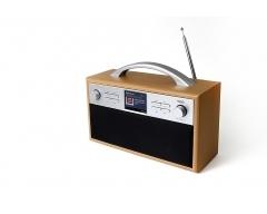 XORO DAB 250 IR, WLAN-Stereo-Internetradio mit DAB+ und FM Empfang, Podcast, Spotify, Bluethooth, Lautsprecher