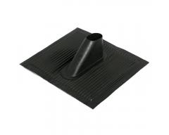 Alu- Dachziegel, schwarz, 45x50cm
