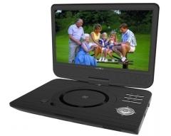 "DVD1005, portabler 10"" LCD-Bildschirm mit DVD-Player"