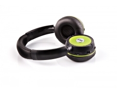 R-109 grün, DYNAMIC 40, Stereokopfhörer mit MP3-Player, FM Radio, LS-Regler