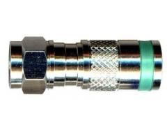 F-KPS 51 grün ,Kompressions-Ausführung für INKA 95, 99, 9099 A/H, 100, 110, Quattrosat, AC48, 89