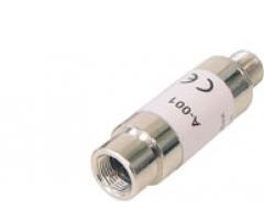 FP13L, Verstärker, 5-862 MHz, 18dB, F-Stecker auf F-Kupplung