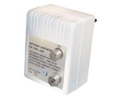 FP4iRL, Stecker-Verstärker , 47-862 MHz, Verstärkung: 20 dB regelbar: 0-10 dB