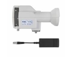GLO 100, Optisches LNB
