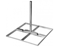 Goliat / Terrassenständer 4x40x40cm, Mast Ø 48mm