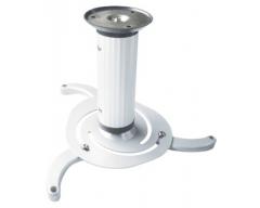 H16-2WL, Deckenhalter für Beamer mit Kugelgelenk, Lochabstände universell einstellbar, Deckenabstand 145 / 210 mm