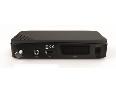 Opticum HD AX 150 PVR, HDTV-Sat-Receiver, HDMI, SCART, USB, mit PVR (HDAX150)