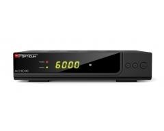Opticum C100HD, DVB-C-HD-Receiver, HDMI, Scart, USB, Full-HD