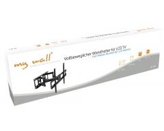 """HF19L, 32""""-70"""", bis 40kg, vollbeweglicher TV-Wandhalter"""
