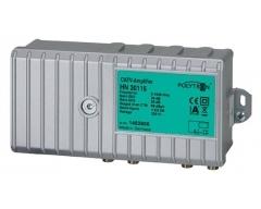 HG 30115, 1 GHz-Hausanschlussverstärker, 30 dB, 115 dBµV, Rückkanal 25 dB, 5- 65 MHz, KDG B(3.1.)1 G