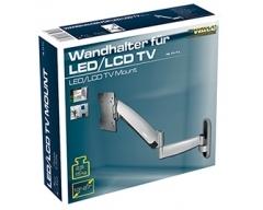 "HL11-1, LCD-Wandhalter mit Gasdruckfeder 13-27"" (33-69cm), 2,5-15 kg, Wandabstand: 55-580 mm"