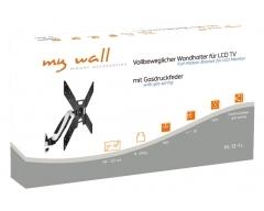 """HL13-1L, LCD-Wandhalter mit Gasdruckfeder 37-50"""""""