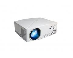 XORO HLB 300, Full HD/ LCD+LED Beamer, 720p, 2500 Lumen, Auflösung 1280 x 720 Pixel