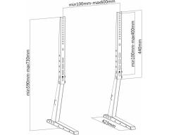 HP36L, Universal Standfuß für LCD TV