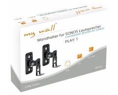 HS12L, 2 Wandhalter im Set, für SONOS PLAY:1