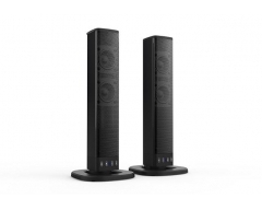 XORO HSB 55, 2in1-Bluetooth-Soundbar, kompaktes Design, TWS, Bluetooth 5.0, 4000mAh Akku