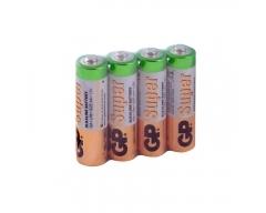 GP, LR06, 24 x 4er Folie (Display), Super Alkaline AA Mignon