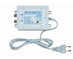 JNT19-2000, Schaltnetzteil, 230VAC->19VDC 2,0A, 2xF-Buchse, Eurostecker