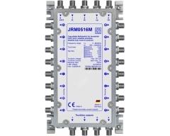 JRM0516M, Kaskaden-Multischalter 5 Eingänge/ 16 Ausgänge, kein Netzteil erforderlich!