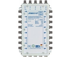 JRM0516T, Multischalter 5 Eingänge/ 12 Ausgänge, kein Netzteil erforderlich!
