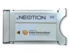 Neotion CAM Modul CI+ Kabel Deutschland NKE1 V3 , G09 & G03