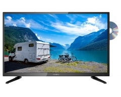 LDD4088, 5 in 1 - Gerät: DVD-Player / LED-TV mit DVB-S2 (SAT), DVB-C (Kabel), DVB-T2 HD (Terrestrial) & Analog-Kabel-TV