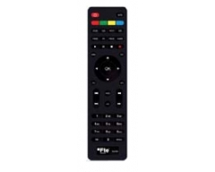 ETF013, Fte Ersatzfernbedienung für SAT-Receiver Max S123 HD