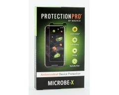 Microbe-X - Antibakterielle Displayschutzfolie Smartphone bis 7 Zoll, Gr. S, Pack á 25 Stk.