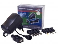 MW 609 EUP, Universal-Schaltnetzteil 609 mA EuP mit USB