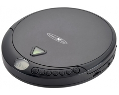 PCD500MP schwarz, tragbarer CD/MP3-Player