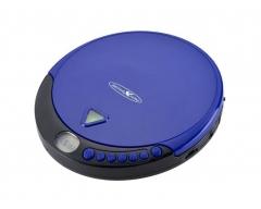 PCD500MP blau, tragbarer CD/MP3-Player