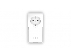 POWERLINE 1200 KIT, 2x Powerline Adapter HomePlug AV2 mit bis zu 1200 Mbit/s.