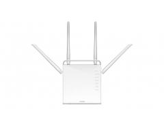 DUALBAND GIGABIT ROUTER 1200, 802.11ac/n/b/g Dualband Router; Dualband bis zu 300 Mbit/s@ 2.4 GHz + 867 Mbit/s @ 5 GHz;