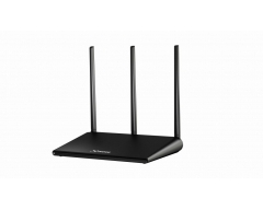 DUALBAND ROUTER 750, 802.11ac/n/b/g Dualband Router; Dualband bis zu 300 Mbit/s@ 2.4 GHz + 433 Mbit/s @ 5 GHz