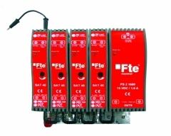 SAT 440, Verstärker für Multischalter Kaskaden, 4 SAT in, 4 SAT out, Verstärkung SAT: 38 dB