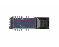 SDSP 512 N,Multischalter mit 4 SAT-ZF-Eingängen, 1 aktiver terrestrischer Eingang , 12 Ausgä