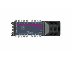 SDSP 516 N,Multischalter mit 4 SAT-ZF-Eingängen, 1 aktiver terrestrischer Eingang, 16 Ausgä