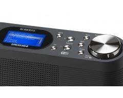 Stream 104, Internet-Radio, DAB+, FM, WiFi, Media-Streaming