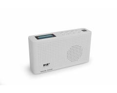 Opticum Ton-3 weiß, DAB/FM-Radio