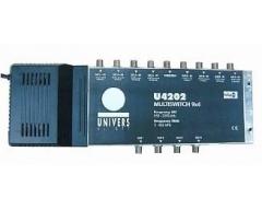 Multischalter U4202 / 9 in 4 NT