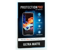 Ultra Matte - Matte Displayschutzfolie Smartphone bis 7 Zoll, Gr. S, Pack á 25 Stk.