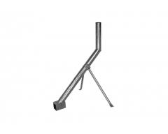Wand- und Standfußhalter universal / Ø60x3mm