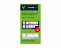 """PTL 1450, (35,5 cm/14"""")Tragbarer Fernseher mit DVB-T2 HD Tuner und integriertem Irdeto CA für freenet TV"""