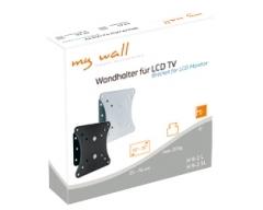 "H9-1SL, 10-30"", max.20 kg, TV-Wandhalter"